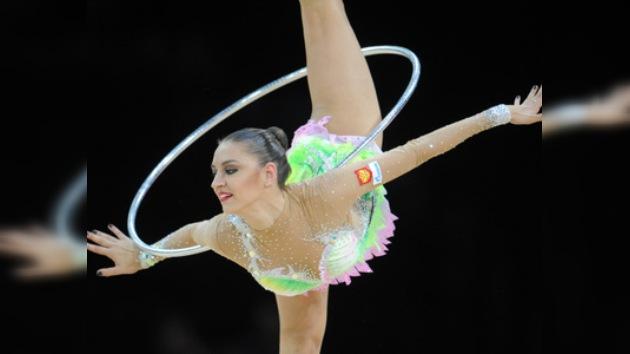 Kanáyeva ratifica su supremacía en el Mundial de Gimnasia Rítmica