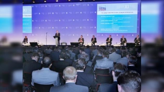 Balance final del Foro Económico Internacional de San Petersburgo