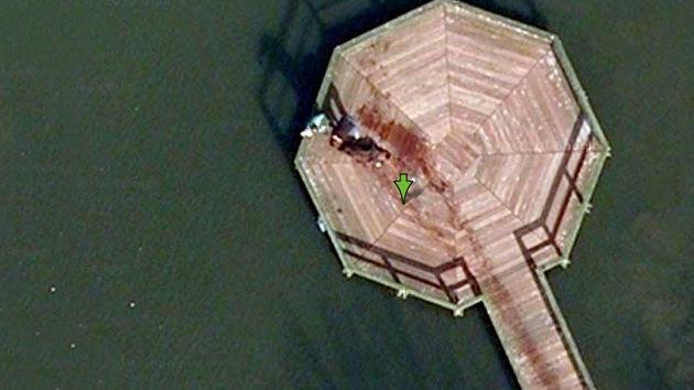 Internautas resuelven el misterio del 'asesino de Google Earth'
