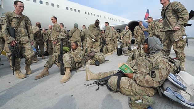 EE.UU. traslada 200 marines de España a Italia mientras se agrava la situación en Libia