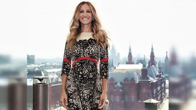 Sarah Jessica Parker se queda prendada de Moscú