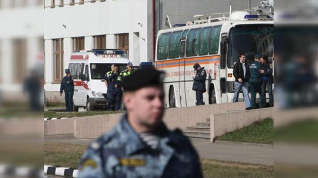 Una explosión en Stávropol dejó cuatro muertos