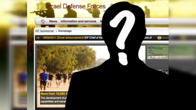 Israel niega que sus portales institucionales cayeran por un ataque