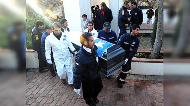 Gobierno chileno confirma que restos exhumados pertenecen a Salvador Allende