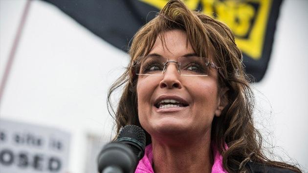 Sarah Palin teme que los medios estén influyendo al 'liberal' papa Francisco