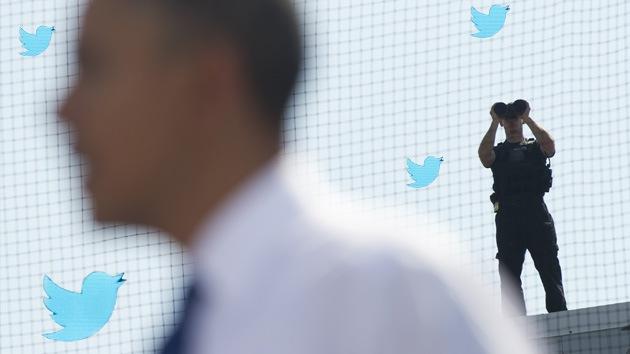 El Servicio Secreto de EE.UU. pide a los usuarios de Twitter que se espíen
