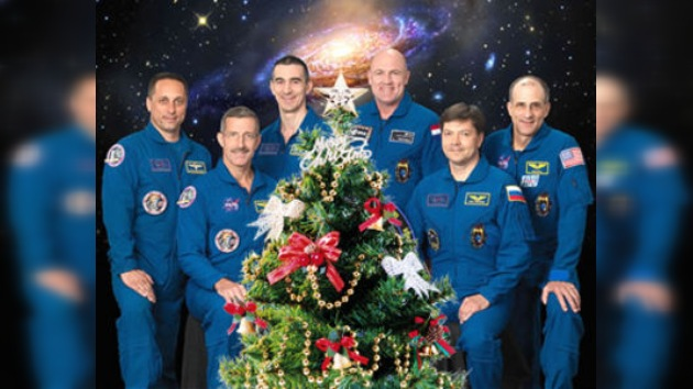 La tripulación de la EEI podrá celebrar el Año Nuevo 16 veces