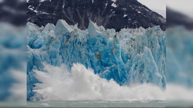 En Perú el desborde ocurrido por un glaciar destruyó decenas de casas