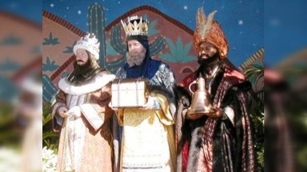 Los Reyes Magos gastarán  80 dólares por familia