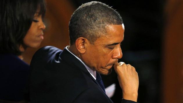 El Congreso de EE.UU. se plantea demandar al presidente Barack Obama
