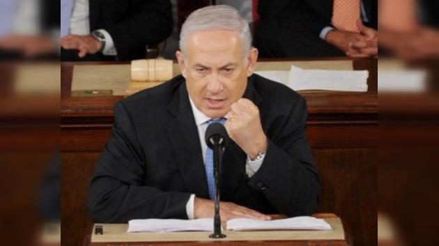 Netanyahu dispuesto a cesiones dolorosas para conseguir la paz con los palestinos