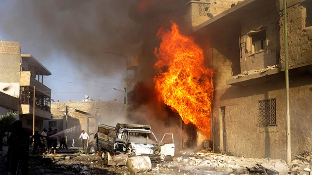 Damasco: Toda acción militar sin nuestro consentimiento será recibida como una agresión