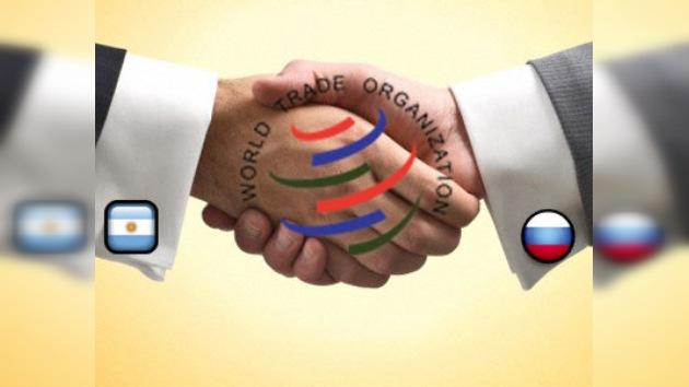 Argentina, dispuesta a reconocer el estatus de economía de mercado de Rusia