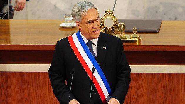 Sebastián Piñera, en contra de la educación gratuita
