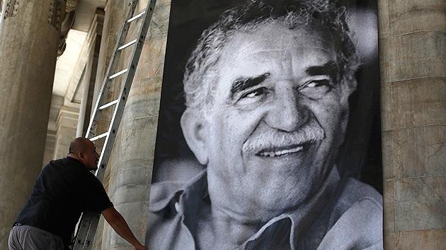 Video, fotos: Homenaje de despedida a García Márquez