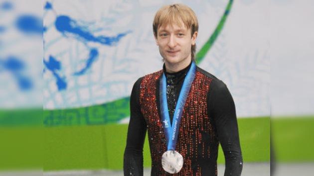 """El patinador ruso Plúshenko disfrutará del """"oro popular"""""""