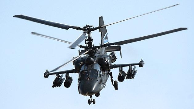 Conozca los mejores helicópteros rusos