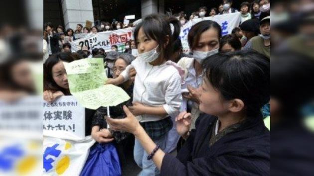 'Siembra' radiactiva en Fukushima: el cesio se queda en tierra y al alcance de los niños