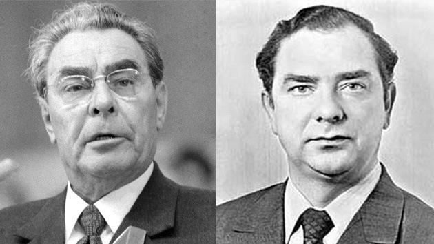 Una agente británica trató de reclutar al hijo de Brézhnev en Suecia