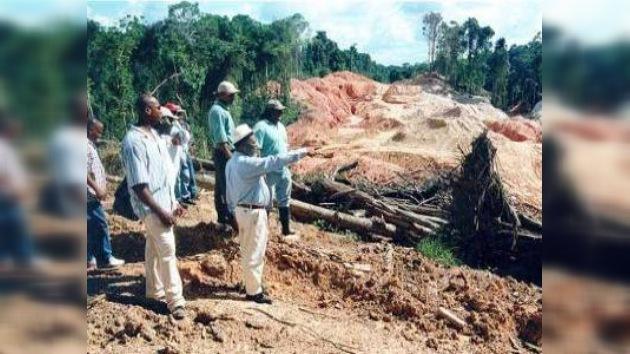 Las autoridades de Guyana llegaron a un acuerdo con el sector minero