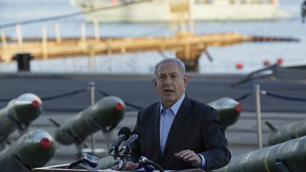 Fotos: Netanyahu revela las supuestas armas iraníes halladas en un barco