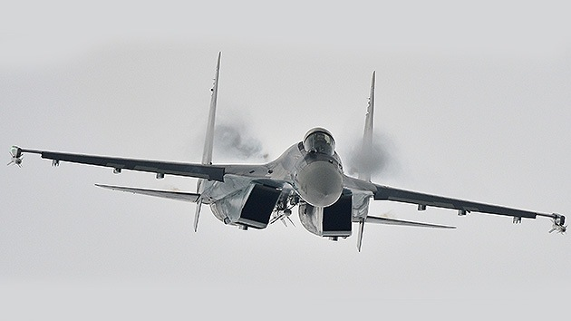 Rusia venderá a China 24 cazabombarderos Su- 35 en 2014