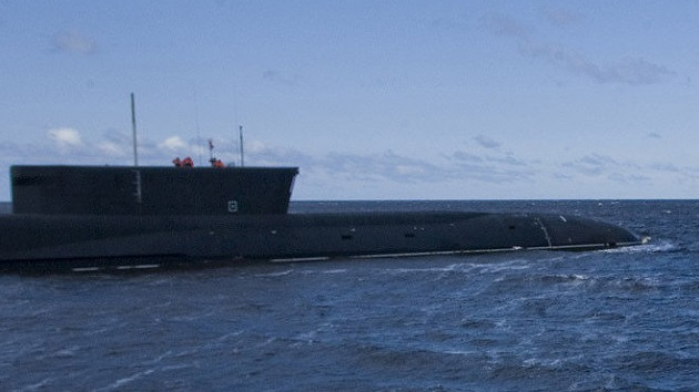 Submarino estratégico ruso completará las pruebas oficiales antes de 2014