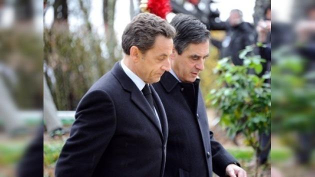 François Fillon vuelve a ser nombrado primer ministro de Francia