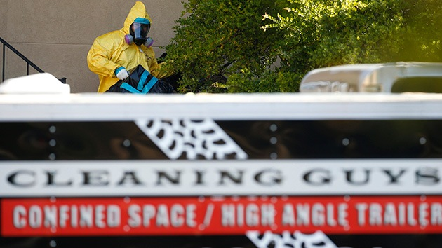 EE.UU.: Сonfirman el primer caso de contagio por ébola dentro del país