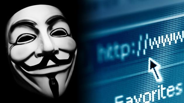 Anonymous 'devuelve' Internet a los sirios