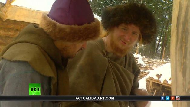 La lista de Erick: Viaje al pasado. Rusia del siglo X