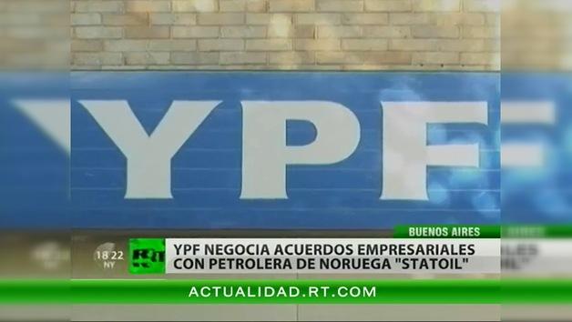 """En busca de socios para YPF, Argentina realiza """"un nuevo patrón de desarrollo"""""""