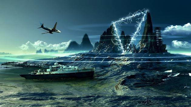 Científicos: El misterio del Triángulo de las Bermudas se oculta en el espacio