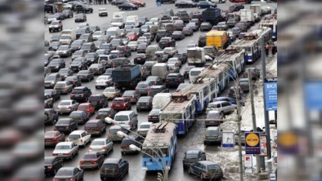 Sistema de transporte moscovita elevará el nivel de control
