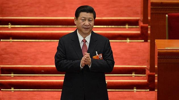 El líder del Partido Comunista, Xi Jinping, elegido formalmente presidente de China