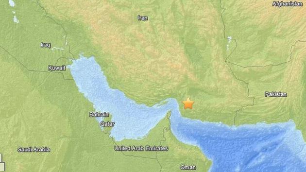 Un terremoto de 6,2 grados de magnitud sacude Irán