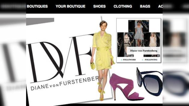 Boutiques.com, el nuevo servicio de Google, al paso con la moda