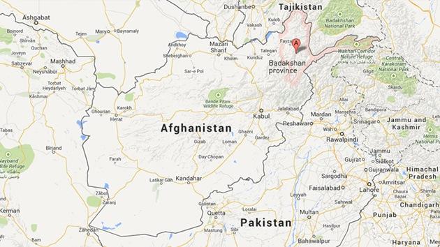 2.700 desaparecidos tras un deslizamiento de tierra en el noreste de Afganistán