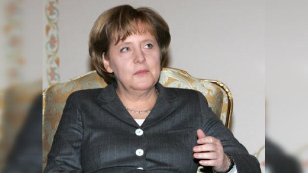 Angela Merkel recuerda su Nochevieja de 1989 en la Alemania Occidental