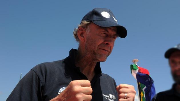 Reto sin precedentes: Británico cruzará la Antártida en esquí en pleno invierno austral