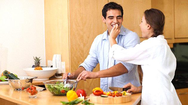 Los vegetarianos 'cultivan' mejor vida sexual