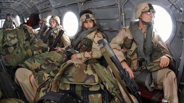 EE.UU. envía militares de sus Fuerzas Especiales a maniobrar con los bálticos