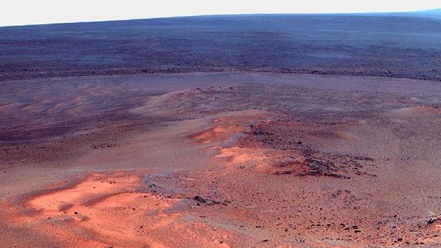 Científicos hallan en bacterias de la Antártida la 'receta' para sobrevivir en Marte