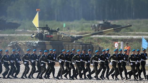 Rusia: Haremos todo lo necesario para defendernos de cualquier amenaza