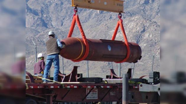EE. UU. busca actualizar su bomba anti-búnker, ¿una señal para Irán?
