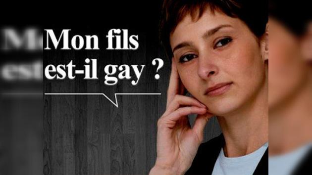 '¿Es mi hijo gay?', un 'detector homosexual' de Android para madres francesas