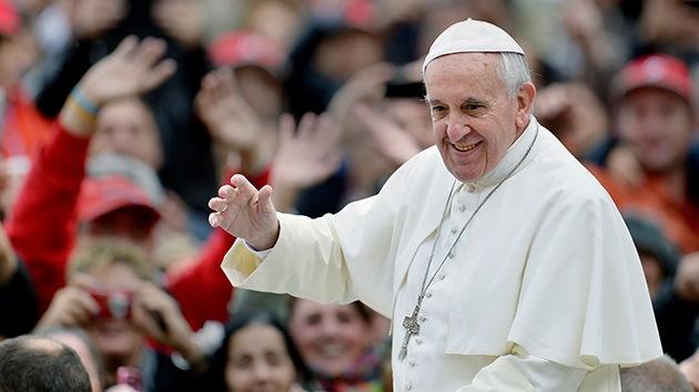 El 'efecto Francisco': con la llegada del nuevo papa más gente apoya a la Iglesia