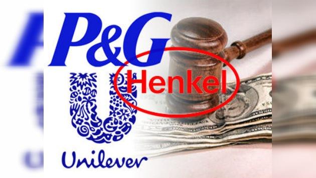 Proctor&Gamble, Unilever y Henkel, culpables de pactar precios en ocho países europeos