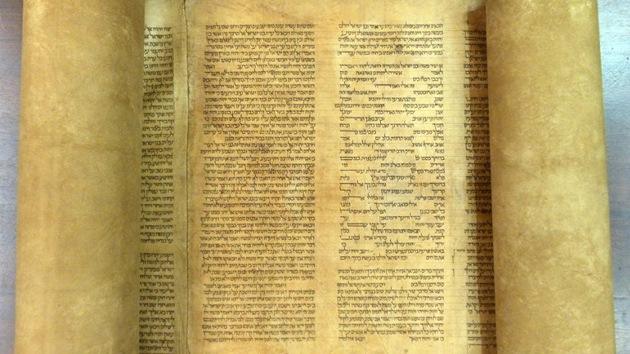 Hallan la Tora completa más antigua del mundo