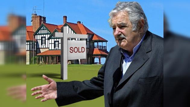 El presidente uruguayo vende residencia oficial para apoyar el plan de vivienda